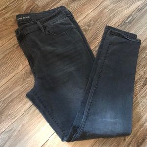 Old Navy Super Skinny dark-gray Jeans